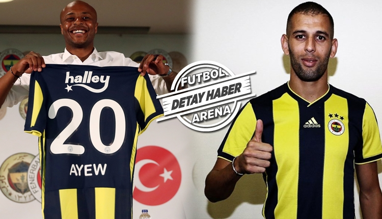 Fenerbahçe'de transferin karnesi