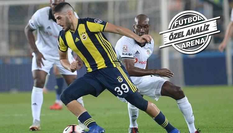 Fenerbahçe'de Yassine Benzia farkı! Kilit paslar
