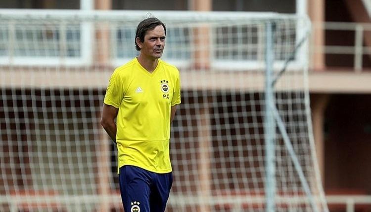 Fenerbahçe'den Philip Cocu haberleri için yalanlama