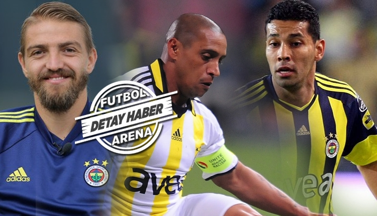 Fenerbahçe'nin en iyi sol beki hangisiydi? Caner Erkin, Andre Santos, Roberto Carlos