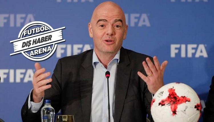 FIFA'dan tarihi değişiklik talebi! Beraberlik yok!
