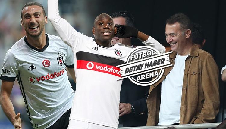 Fikret Orman döneminde Beşiktaş'tan 93 milyon Euro gelir!