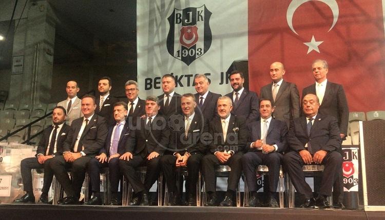 Fikret Orman yeniden Beşiktaş Başkanı! İlk sözleri