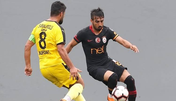 Galatasaray 2-1 İstanbulspor maçı özeti ve golleri