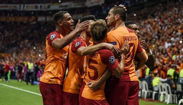 Galatasaray 3-0 Lokomotiv Moskova maç özeti ve golleri (İZLE)