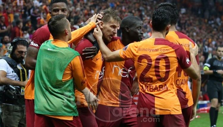 Galatasaray 4-1 Kasımpaşa maçın özeti ve golleri (İZLE)