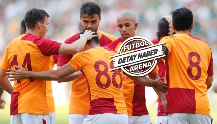 GS Haber: Galatasaray galibiyete ikinci yarıda koşuyor