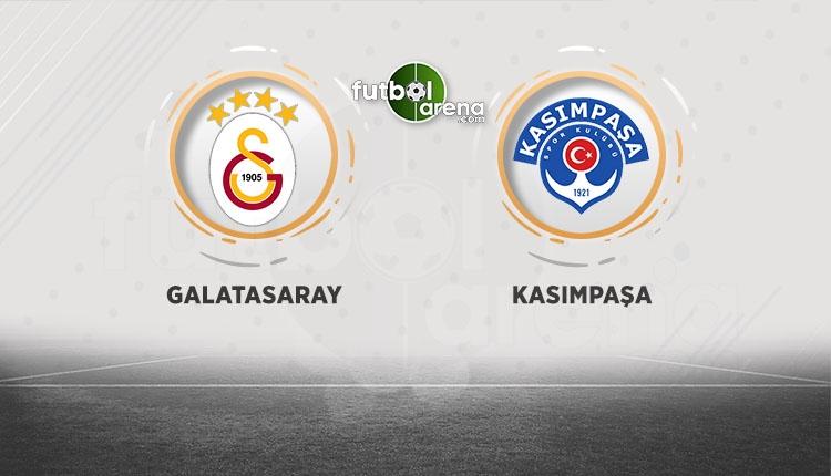 Galatasaray Kasımpaşa beIN Sports canlı şifresiz izle (GS Kasımpaşa CANLI)
