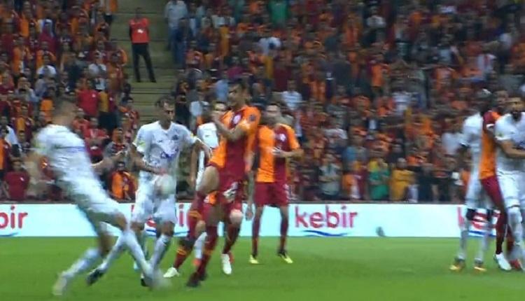 GS Haber: Galatasaray - Kasımpaşa maçında penaltı beklentisi