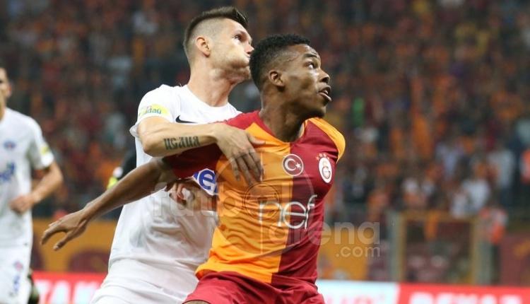 Galatasaray - Kasımpaşa maçında VAR penaltısı