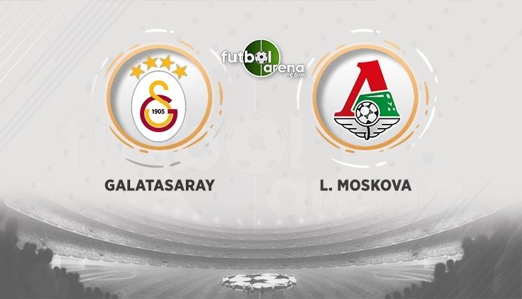 Galatasaray - Lokomotiv Moskova canlı ve şifresiz izle (Galatasaray - Lokomotiv Moskova beIN Sports şifresiz izle)