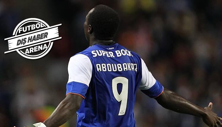 Porto'da Aboubakar şoku! Galatasaray maçında yok