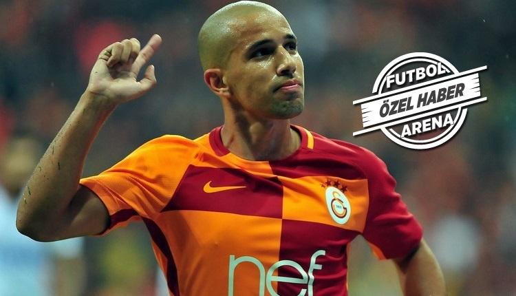 Galatasaray, Sofiane Feghouli'yi satacak mı?