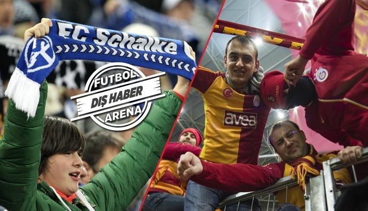 Galatasaray taraftarı biletlere hücum etti, Schalke'nin sitesi çöktü
