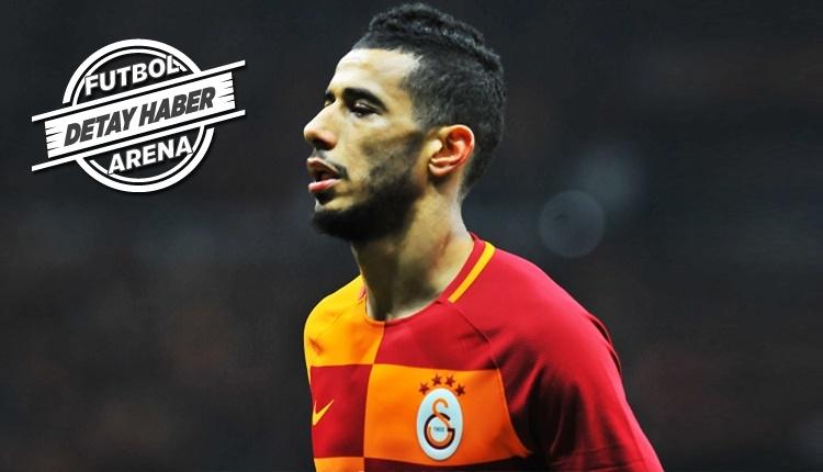 Galatasaray, Younes Belhanda'sız kazanmıyor! İşte rakamlar
