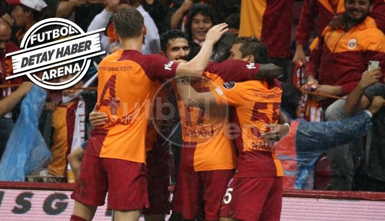 Galatasaray'da 6 yıl sonra büyük başarı!