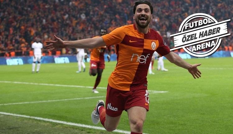 Galatasaray'da artık zam yok! Sinan Gümüş...