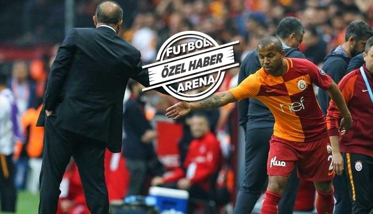 Galatasaray'da Fatih Terim'den Mariano kararı