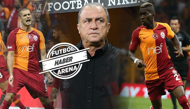 Galatasaray'da Fatih Terim'in golcü kararsızlığı!