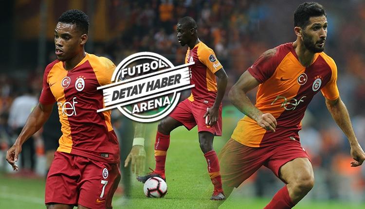 Galatasaray'da ilk kez Şampiyonlar Ligi'ne çıkacak isimler