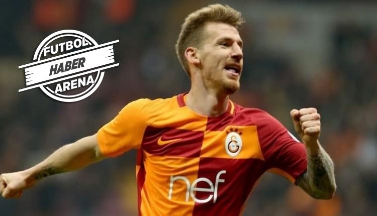 Galatasaray'da Serdar Aziz ilk 11'e dönüyor