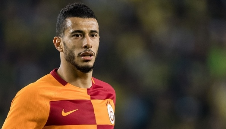 Galatasaray'dan Belhanda için Nice yalanlaması