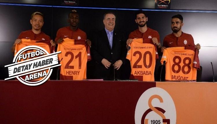 Galatasaray'ın transfer raporu