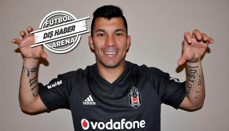 Gary Medel: 'Beşiktaş'ta oynadığım mevki..'