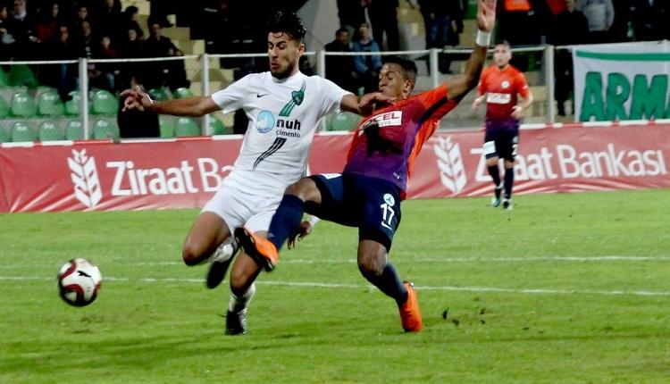 Giresunspor 3-2 Kocaelispor maç özeti ve golleri (İZLE)
