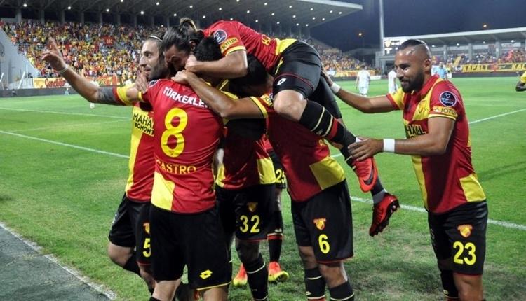 Göztepe 2 - 0 Kayserispor maçın özeti ve golleri