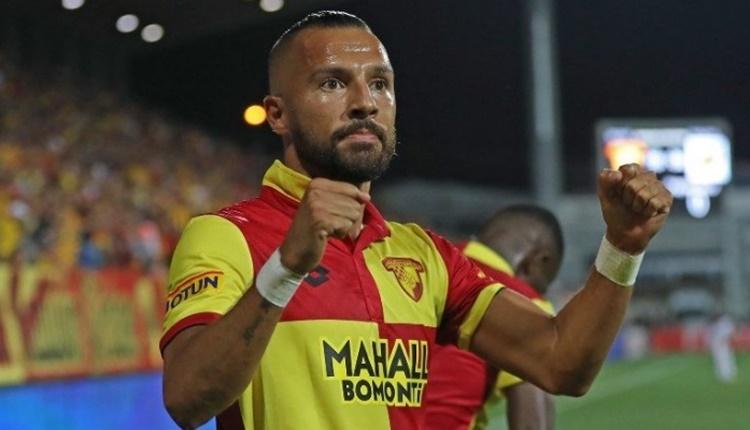 Göztepe3-2 Atiker Konyaspor maçının özeti ve golleri
