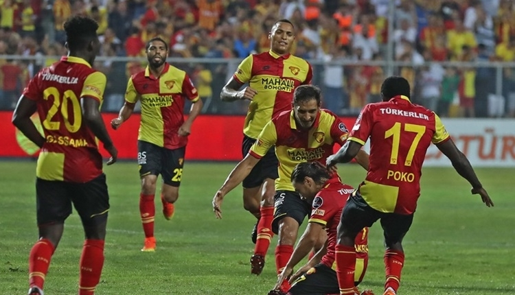Göztepe, Trabzonspor deplasmanında galip gelemiyor