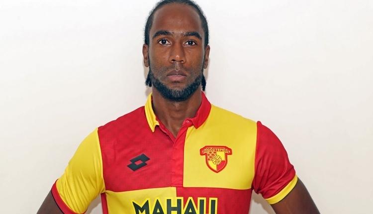 Göztepe'nin yeni golcüsü Cameron Jerome: ''Kayserispor maçı için sabırsızlanıyorum''