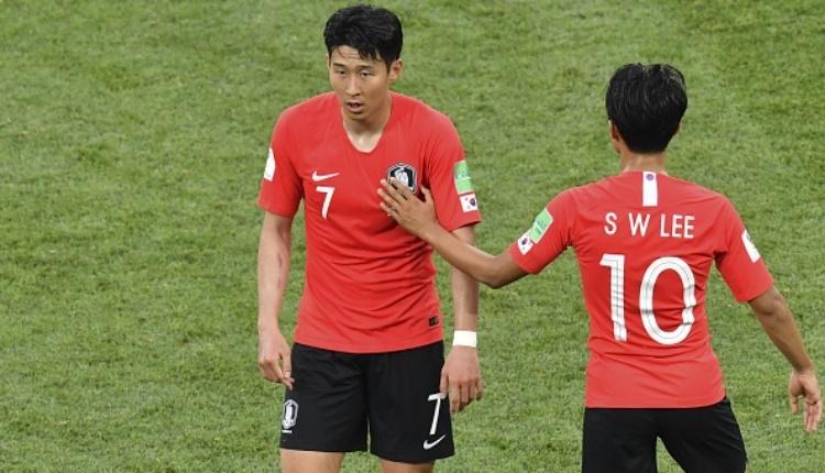 Güney Koreli futbolcular 21 ay askerlikten muaf oldu