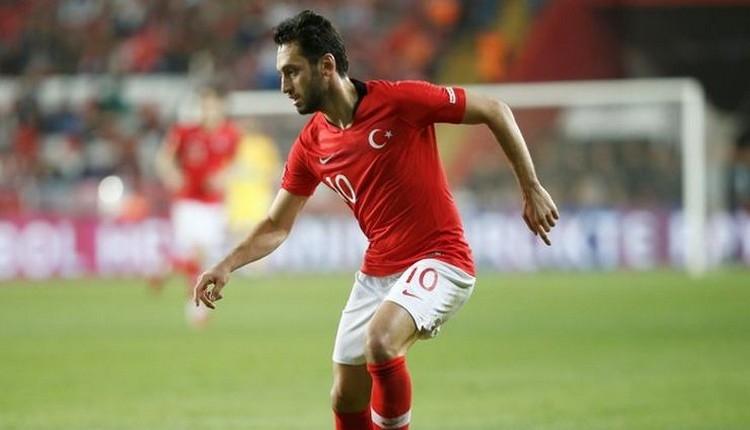 Hakan Çalhanoğlu'na tepki!