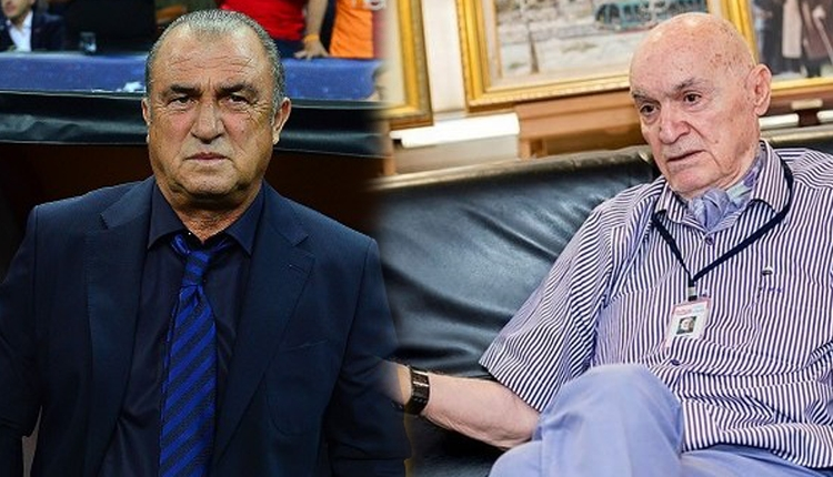 GS Haber: Hıncal Uluç'tan Fatih Terim'e;