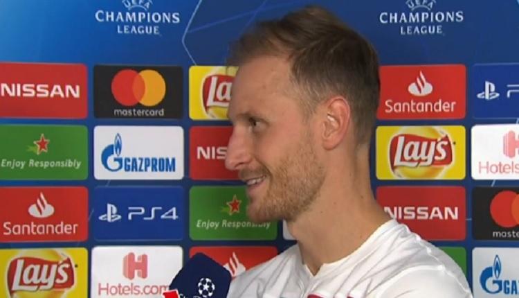 Höwedes: 'Sanırım Galatasaray maçında atmosferden etkilendik'