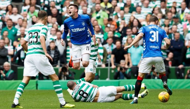İskoçya derbisinde kazanan Celtic (Celtic -Glasgow Rangers özet izle)