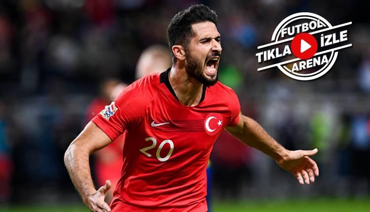 İsveç 2-3 Türkiye maçı özeti ve golleri (İZLE)