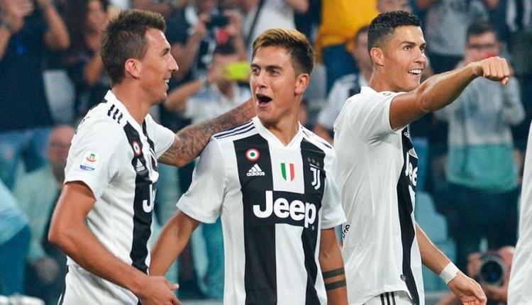 Juventus 3-1 Napoli maç özeti ve golleri (İZLE)