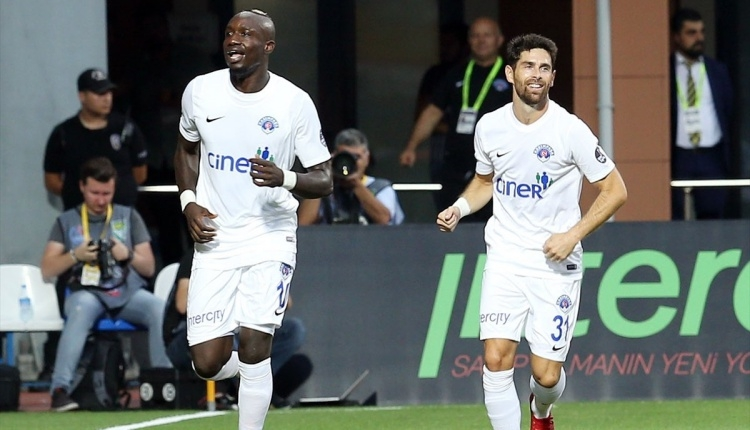 Kasımpaşa 2-1 Ankaragücü maç özeti ve golleri (İZLE)