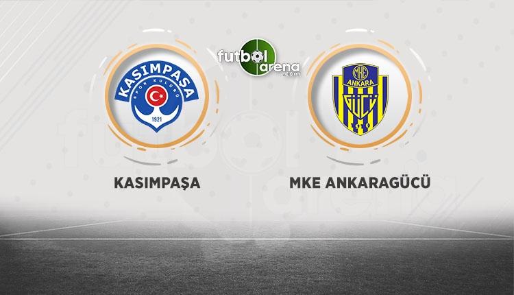 Kasımpaşa - Ankaragücü beIN Sports canlı şifresiz izle
