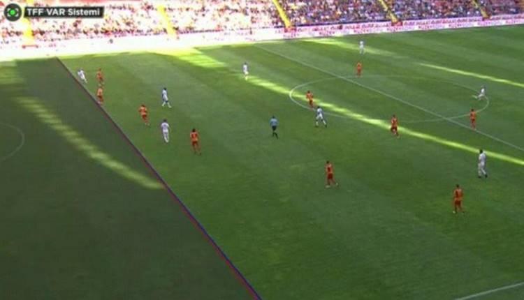 Kayserispor - Konyaspor maçında VAR kararları