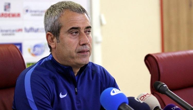 Kemal Özdeş'ten yenilgi açıklaması: ''Trabzonspor haketti''