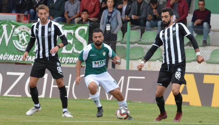 Kırşehir Belediyespor 2-3 Altay maç özeti ve golleri (İZLE)