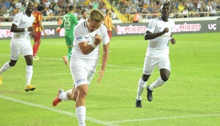 Konyasporlu Milosevic'ten Fenerbahçe iddiası