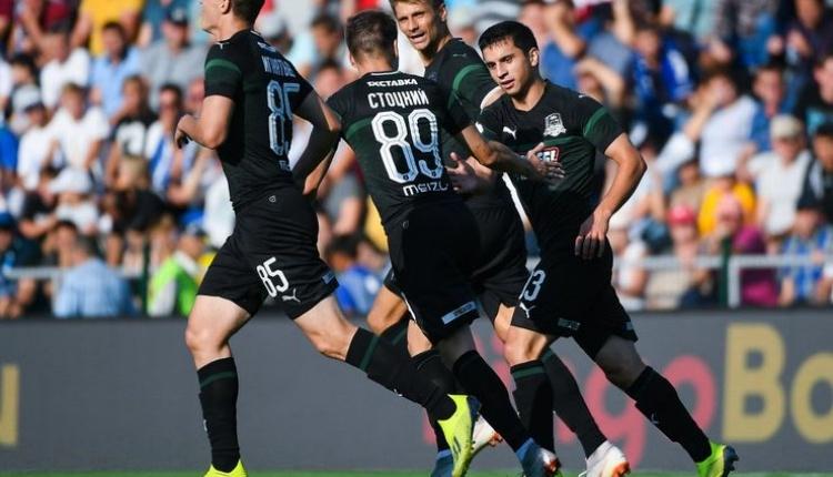 Krasnodar'da Fomenko: 'Akhisarspor maçında iki takımın da yüzde 50'ye yüzde 50 şansı vardır'