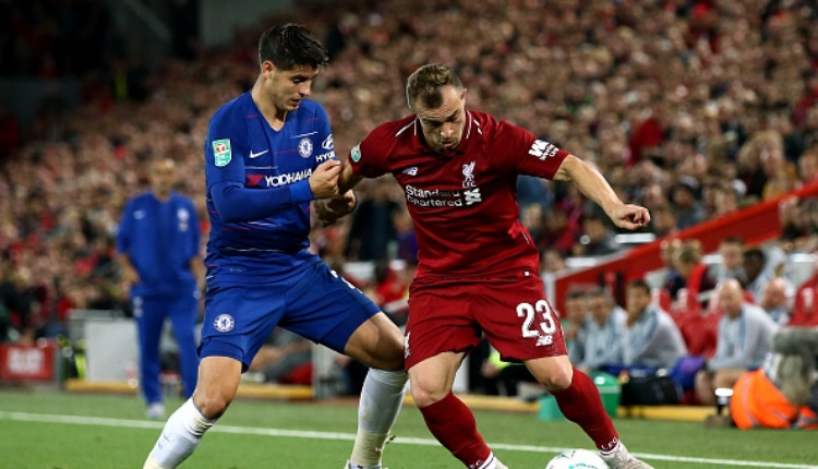 Liverpool 1-2 Chelsea maç özeti ve golleri (İZLE)
