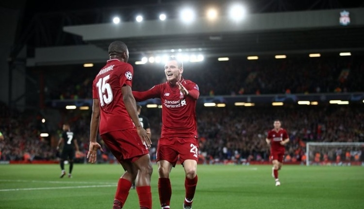 Liverpool 3 - 2 PSG maçın özeti ve golleri