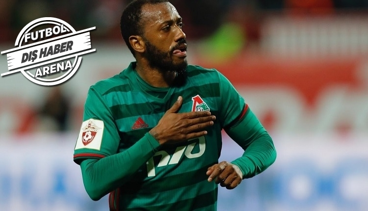 Lokomotiv Moskova'dan Fernandes'i şoke eden teklif